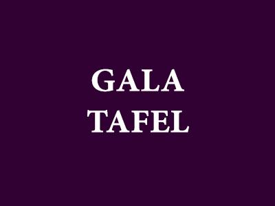 gala-tafel
