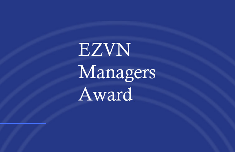 EZVN managers award